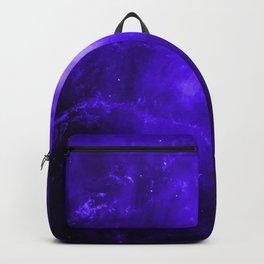 Crab Nebula Ultraviolet Backpack