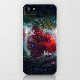Soul Nebula iPhone Case