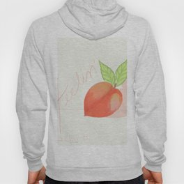 Feeling peachy Hoody