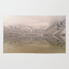 Lake Bohinj Reflection Rug