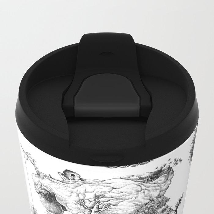 organism Travel Mug