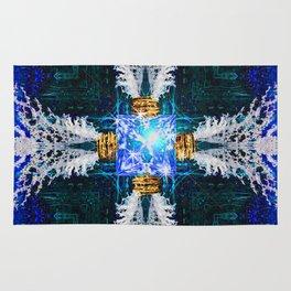 Embrace Cobalt Rug