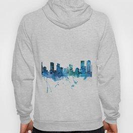 Denver Colorado Skyline Hoody