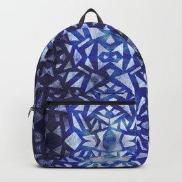 Ari's Blue Backpack