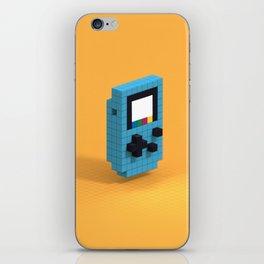 Voxel Gameboy Color iPhone Skin