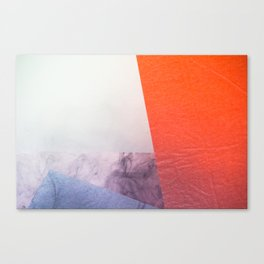 WET COLORS 5 Canvas Print