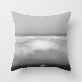 CLARITY Throw Pillow