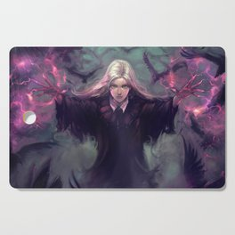 SOPHIE OF THE WOODS BEYOND Cutting Board
