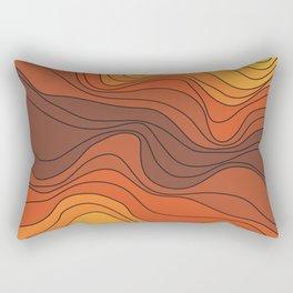 Topo II Rectangular Pillow