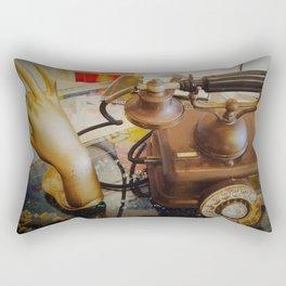 Regency Style Rectangular Pillow