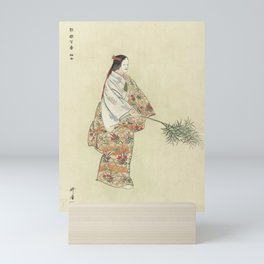 Japanese Art, 1920s Mini Art Print