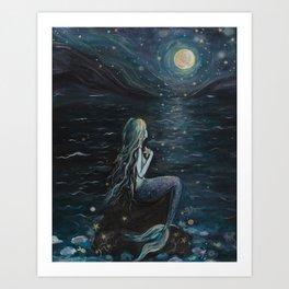 Starry Sea Kunstdrucke