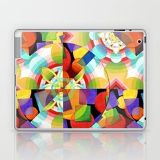 Prismatic Abstract Laptop & iPad Skin