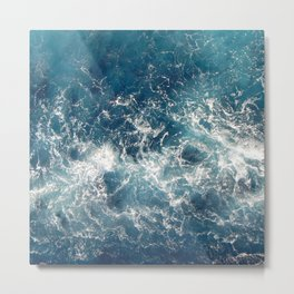 High Sea Metal Print
