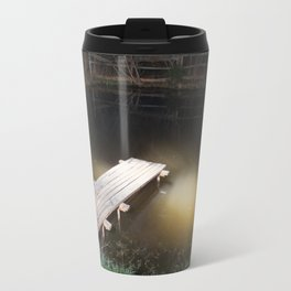 Crossing the Threshold between Life and Death Travel Mug