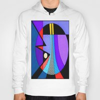 romance Hoodies featuring Romance by Kristine Rae Hanning