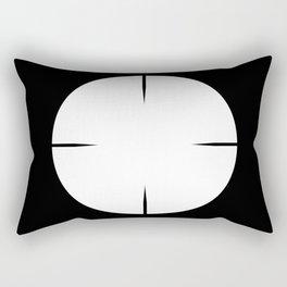 Telescopic Sight Rectangular Pillow