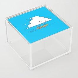 Cloud Skater Acrylic Box