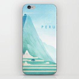 Peru iPhone Skin