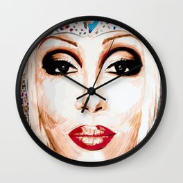 Chad Michaels Wall Clock