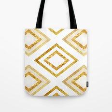 Gold Rush Tote Bag