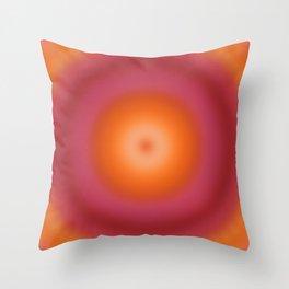 Ripple II Throw Pillow
