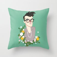 Morrisey Throw Pillow