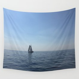 Out at Sea Wall Tapestry
