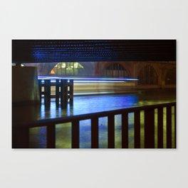 FLOATING LIGHTS Canvas Print