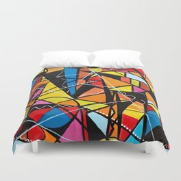 Geometric 2 Duvet Cover