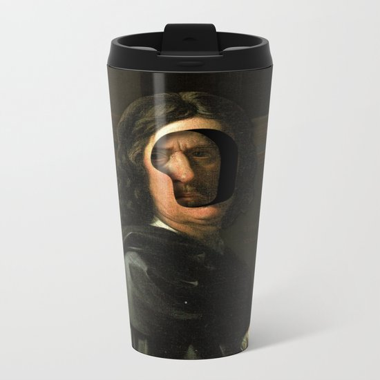 The Man behind Metal Travel Mug
