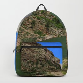 Morrow Point Dam Backpack