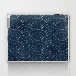 Sashiko Pattern Laptop & iPad Skin