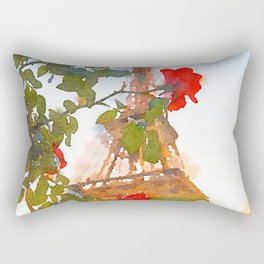 Paris 1 Rectangular Pillow
