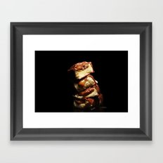 structural integrity vII Framed Art Print