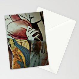 Blue Veil Stationery Cards