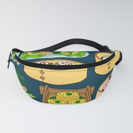 Dim Sum Lunch Fanny Pack