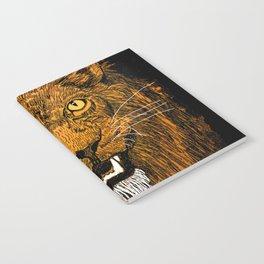 Thunder Lion Notebook