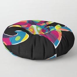 The Mouflon Great Horns Floor Pillow