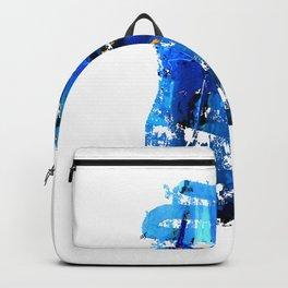 Blue Emotion Backpack