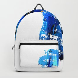 Blue Emotion Backpack