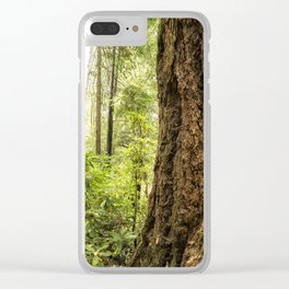 Been Around a Long Long Time Clear iPhone Case