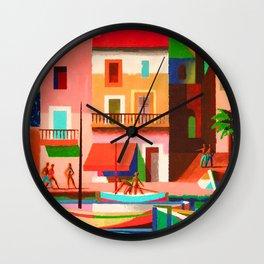 Viva Espana Wall Clock