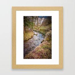 Wycoller Framed Art Print