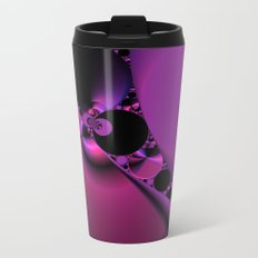 Fractal 103 Metal Travel Mug