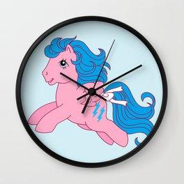 g1 my little pony Firefly Wall Clock