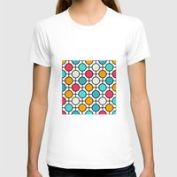 polka dots T-shirts featuring Polka Dots by Dizzy Moments