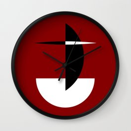 THE INQUISITOR Wall Clock