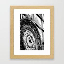Apres-Midi Framed Art Print