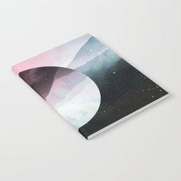 Serenity in Rose Notebook